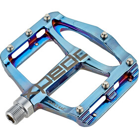Xpedo Spry+ Pedals blue ray